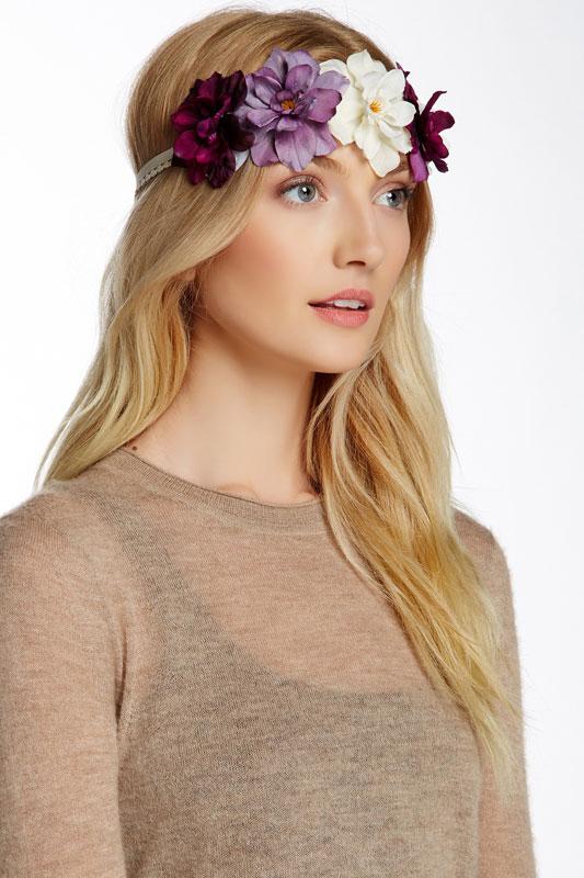 Woodstock Headband Headbands Jolie